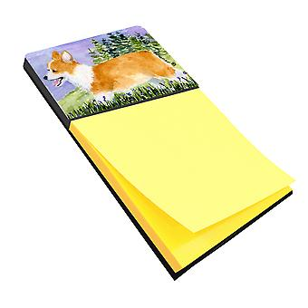 Corgi Refiillable notitie houder of Postit Opmerking Dispenser