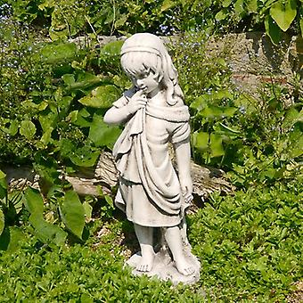 Solstice Sculptures Lucy Antique Stone Effect Statue
