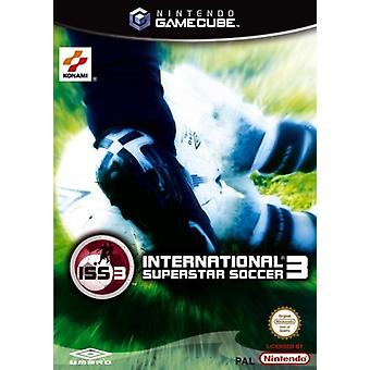 ISS 3 internationale superster voetbal 3 (GameCube)