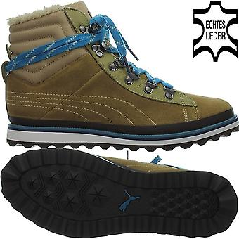 Puma City Snow Boot Suede Wns 35421501 universal winter women shoes