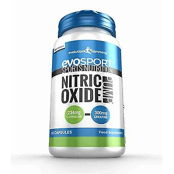 EvoSport óxido nítrico bomba - 60 cápsulas - nutrición deportiva - evolución adelgazar