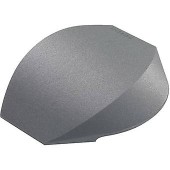Coupling piece Dark grey Serpa Content: 2 pc(s)
