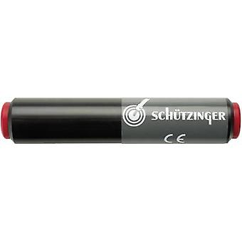 Connector 4 mm socket-4 mm socket Black SchützingerSKU 7035/NI/SW1 pc(s)