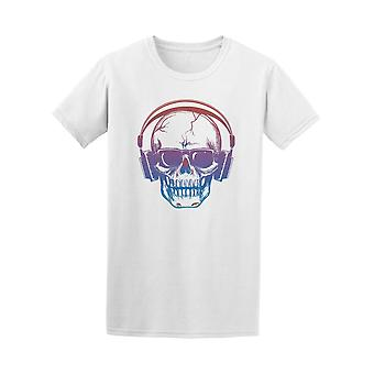 Colorful Headphone Sketch Tee Men's -Image by Shutterstock