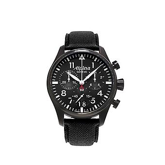 Alpina Startimer Pilot Chrongraph Watch