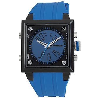 CEPHEUS gents watch analogue-digital CP900-633A