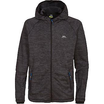 Overtreding Mens Northwood Full Zip Mediumweight Hooded Fleece jas
