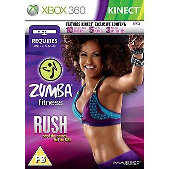 Zumba Fitness Rush [Kinect vereist] (Xbox 360)