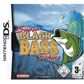 Super zwarte Bass Fishing (Nintendo DS)
