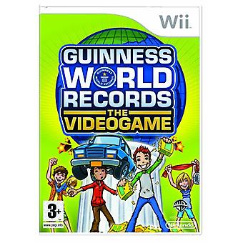 Guinness Book Of Records videospil (Wii)