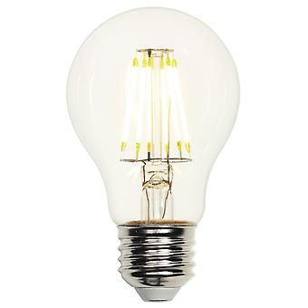 LED lamp 7,5 Watt E27 Filament A60 dimbaar warm wit