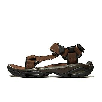 Teva Terra Fi Lite 4 Leather Men's Walking Sandals