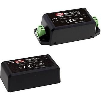 AC/DC PSU (print) Mean Well IRM-30-24ST 24 V 1300 mA 31.2 W