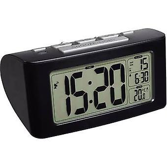 TFA 60.2532.01 Radio Alarm clock Black Alarm times 1