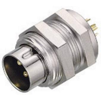 Binder 09-0097-00-05 Sub-micro Circular Connector Nominal current (details): 3 A