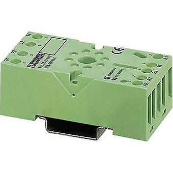 Phoenix contacto 2833615 PR3-BSC1/3 X 21 Relais zócalo para relé Octal