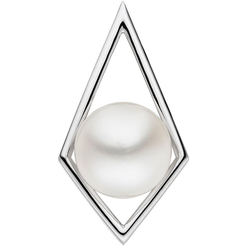 Anhänger 585 or blancor 1 Süßwasser Perle Perlenanhänger blancoranhänger