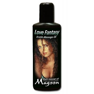 Erotisk massageolja Magoon Kärlek Fantasy 100ml