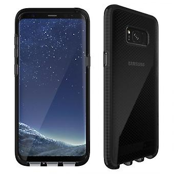 Tech21 Evo Check for Samsung Galaxy S8+ - Smokey/Black
