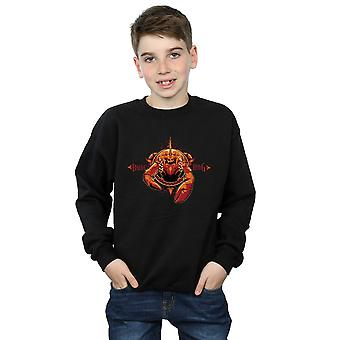 DC Comics Boys Aquaman Brine King Sweatshirt