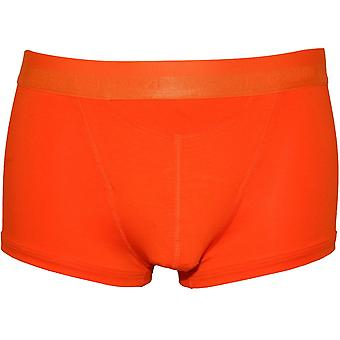 Hom Sumptuous HO1 Boxer Trunk, Orange