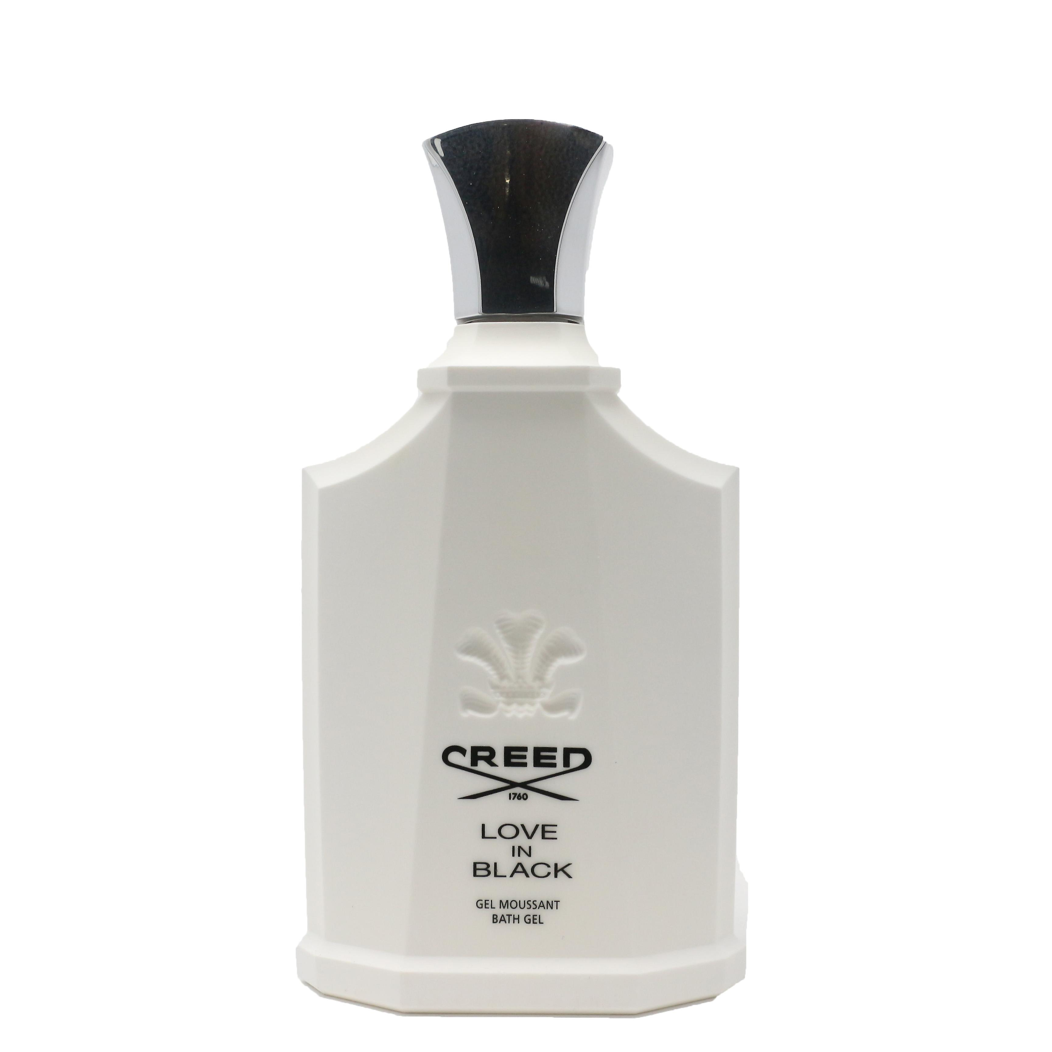 Creed Love In Black Hair And Body Wash 6.8oz/200ml New In Box