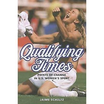 予選タイム - ハイメ ・ Sch による米国の女性のスポーツの変更のポイント