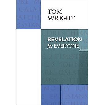 Revelação para todos (re-edição) por Tom Wright - livro 9780281072019