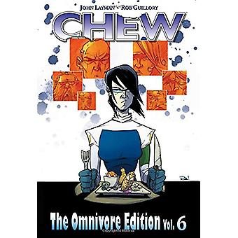 Chew Omnivore Edition - Volume 6 by Rob Guillory - John Layman - 97815