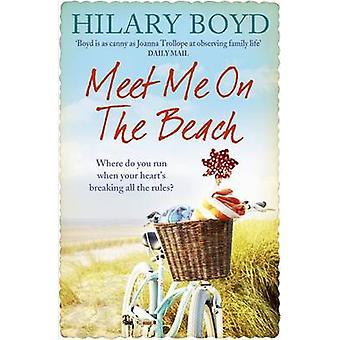 Retrouvez-moi sur la plage par Hilary Boyd - livre 9781782067948