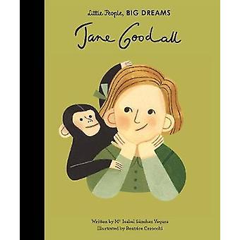 Jane Goodall par Jane Goodall - livre 9781786032942