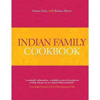 Indian Family Cookbook by Simon Daley - 9781862059849 Book