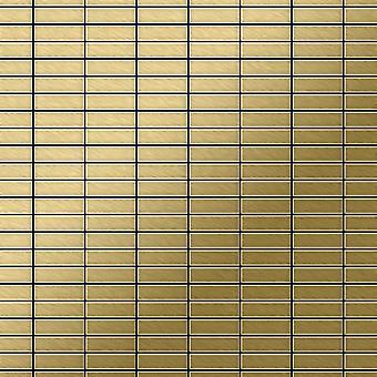 Metal mosaic Titanium ALLOY Cabin-Ti-GB