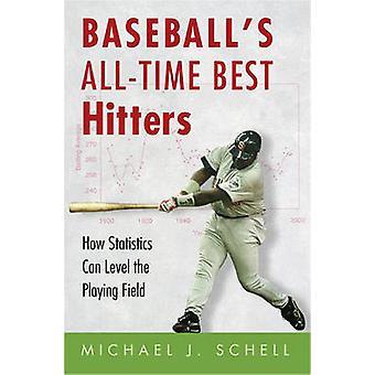 All-Time beste Baseball Hitters - wie Statistiken der Playin Level können