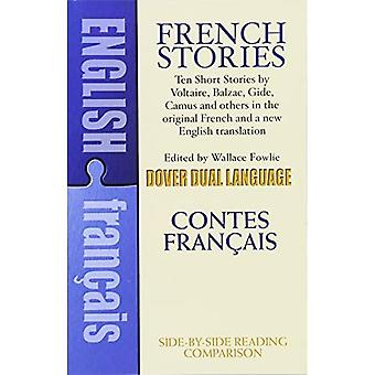 Franse verhalen (Dual-Language Books)