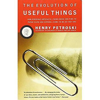 Utvecklingen av användbara saker: hur vardagliga föremål - från gafflar och Pins till Gem och dragkedjor - kom att vara som de är
