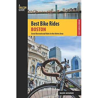 Best Bike Rides Boston: Great Recreational Rides in the Metro Area (Best Bike Rides Series)