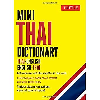 Mini Thai Dictionary: Thai-English English-Thai