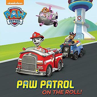 Paw Patrol på rulle! (Paw Patrol) (Pictureback böcker)