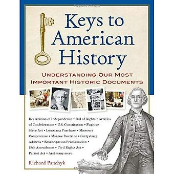 Keys to American History: Understanding Our Most Important Historic Documents