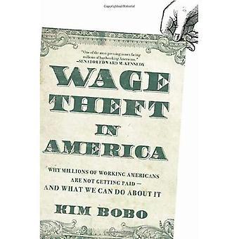 Furto di salario in America