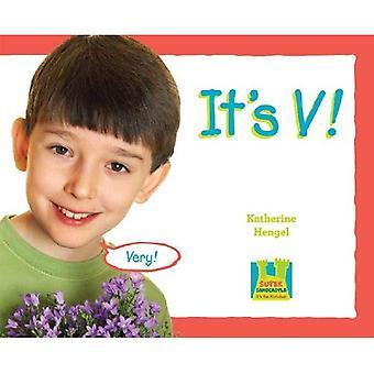 It's V! (Super Sandcastle: It's the Alphabet!)
