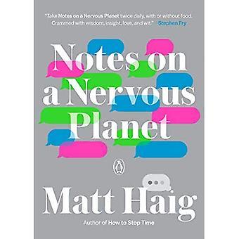 Notizen auf einem nervösen Planeten