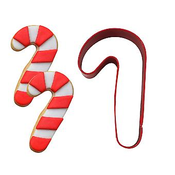 Candy Cane Christmas Cookie Cutter   Christmas Baking Supplies