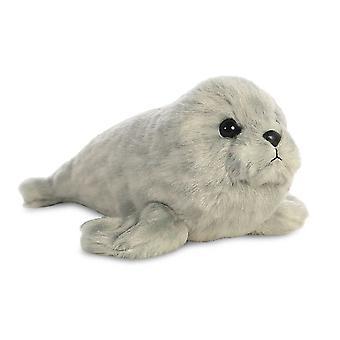 Aurora Mini Flopsies - Harbour Seal Soft Toy 20cm