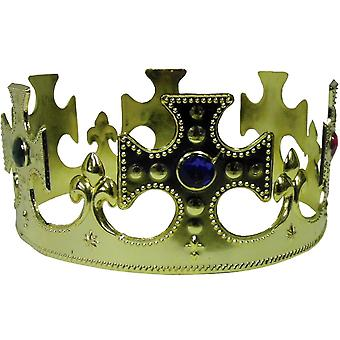 Crown Jeweled plast For alle