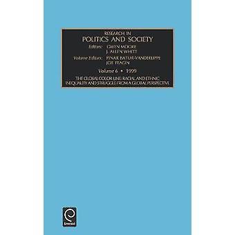 Forskning i politik och samhälle den politiska ekonomin av ras och etnicitet av Gwen Moute & Moute