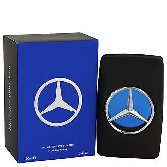 Mercedes Benz Man by Mercedes Benz Eau De Toilette Spray 3.4 oz / 100 ml (Men)