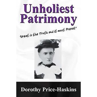 Tal patrimonio es la verdad y debe prevalecer... por precio Haskins & Dorothy
