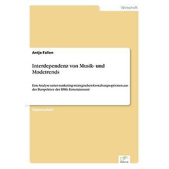 Interdependenz von Musik-und Modetrends av Fallen & Antje